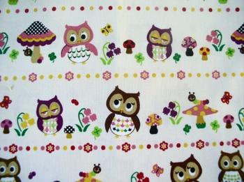 Owl_fabric